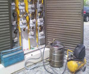 aplicacao de resina em vazamento em Arujá