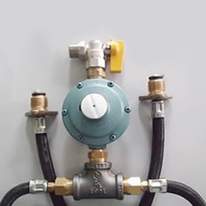 Instalação de gás, Vazamento de gás, Conversão de fogão, Instalação  de água quente aquecedores